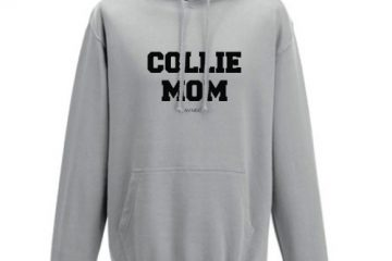 Collie Mom Pullover